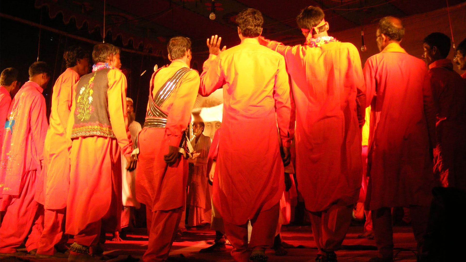 মহরমের জারি ২০০৮