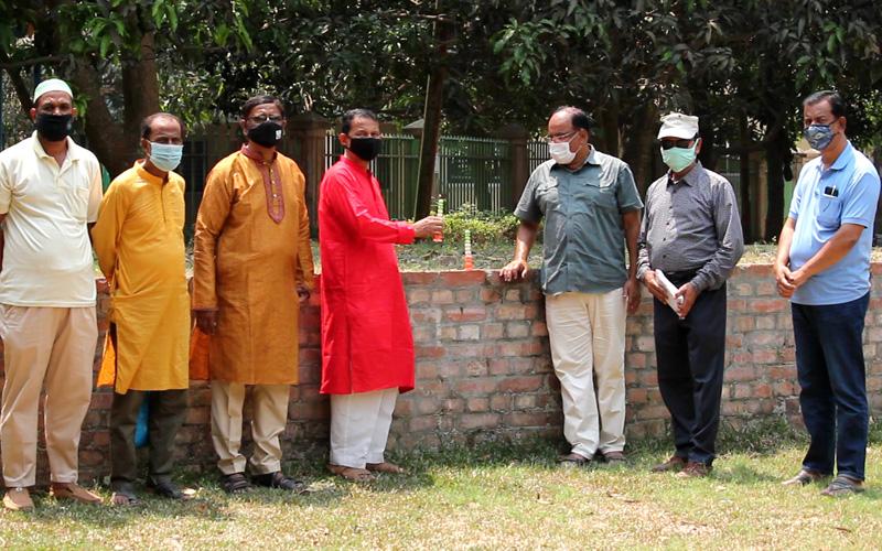 Bogra Theatre 14 April 2021